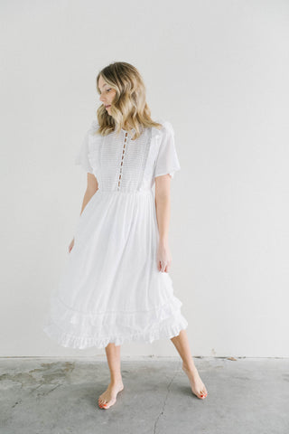 Rowie the Label Maria Midi Dress