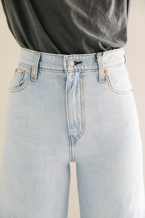 Levi's Balloon Jeans in Dad Jokes