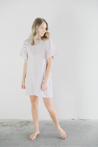 Rowie the Label Ibiza Dress in Lavendar