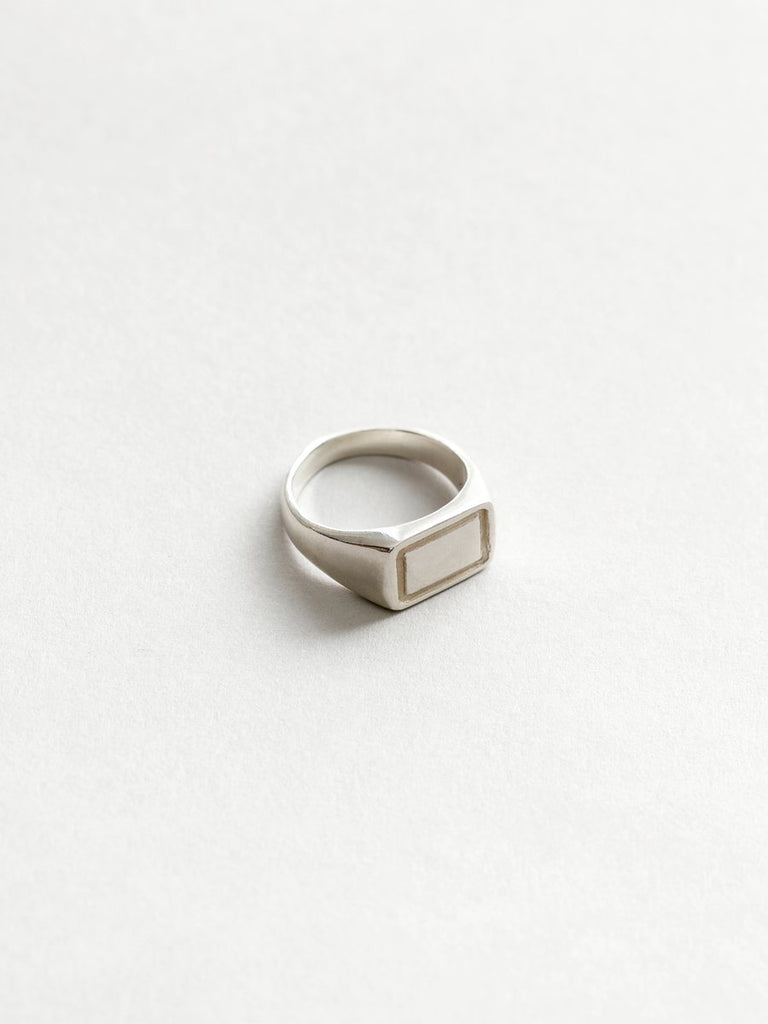 Wolf Circus Parker Ring in Silver
