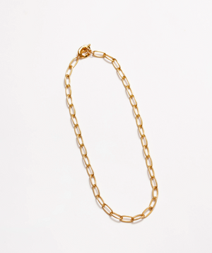 Load image into Gallery viewer, Wolf Circus Talia Necklace in Gold