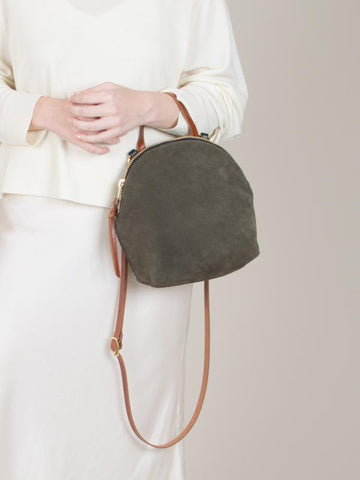 Eleven-Thirty Anni Mini Shoulder Bag in Moss