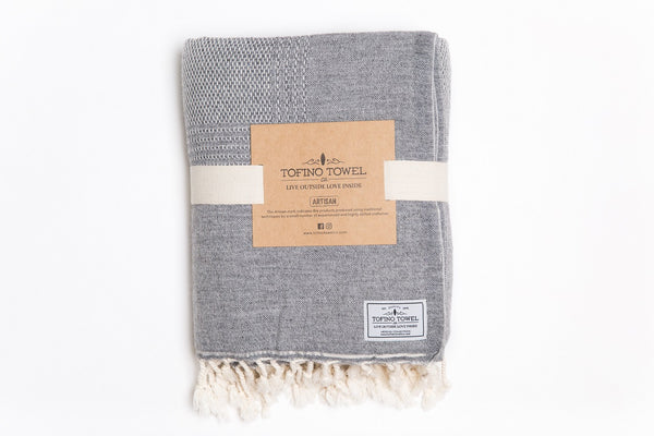 Tofino Towel Co. home throw