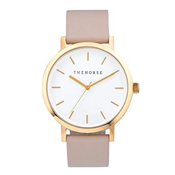 The Horse Mini Original Watch in Blush/Rose Gold