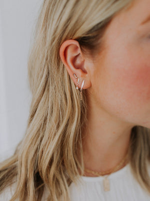 Load image into Gallery viewer, Hart & Stone Edan Earring Gold Fill