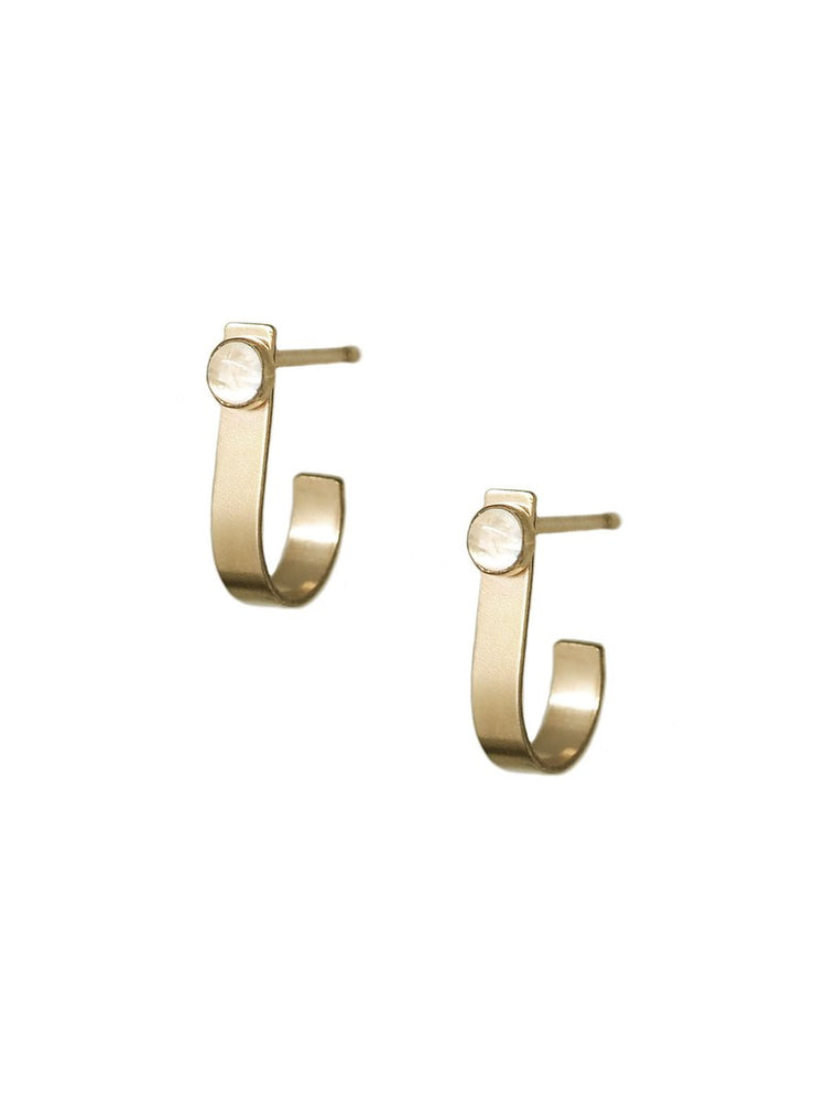 Load image into Gallery viewer, Hart & Stone Hadley Earring Gold Fill