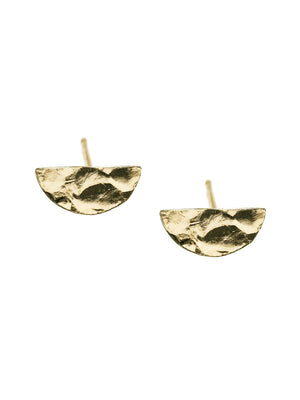 Load image into Gallery viewer, Hart & Stone Wain Studs Gold Fill