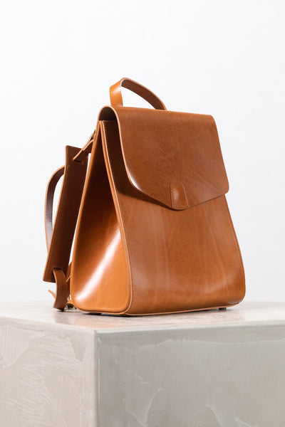 The Horse Supply Backpack in Tan