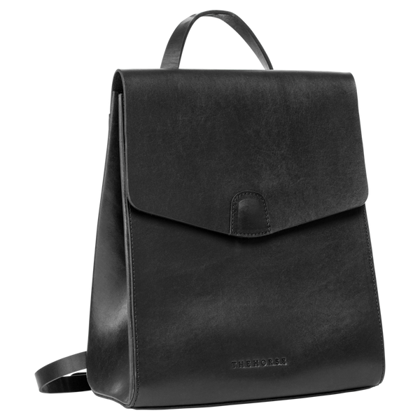 The Horse Supply Backpack in Black