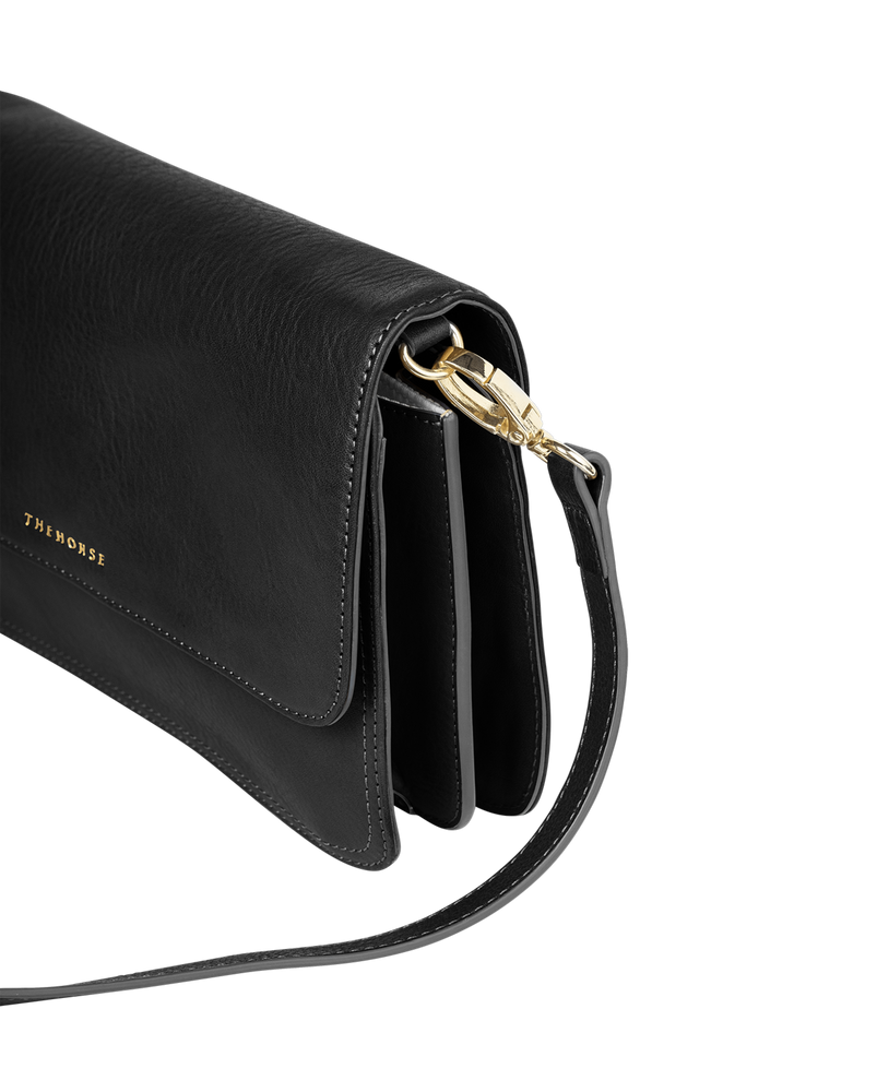 Load image into Gallery viewer, The Horse Shoulder Bag Black