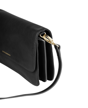 The Horse Shoulder Bag Black