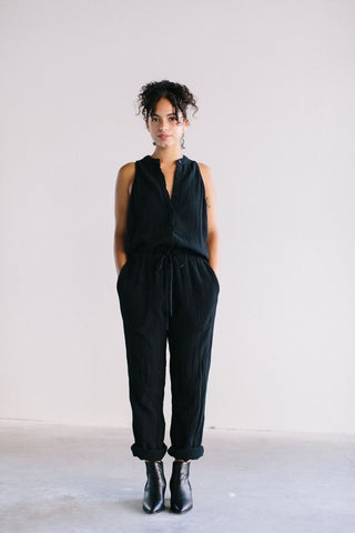 Bella Dahl Straight Leg Jumpsuit