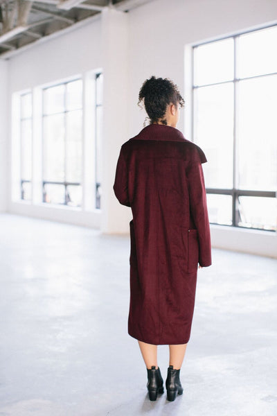 Sosken Genna Wool Coat