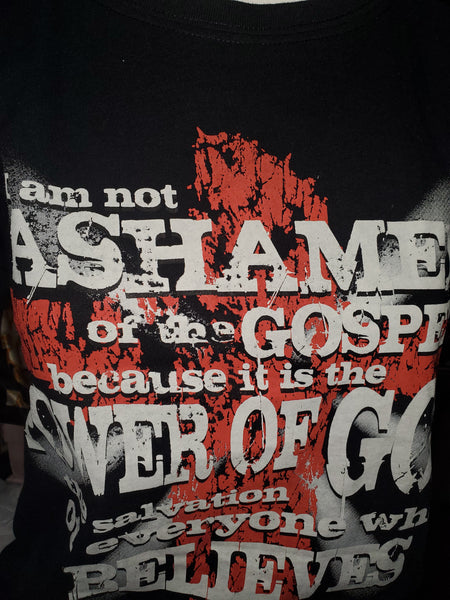 Not Ashamed Tee