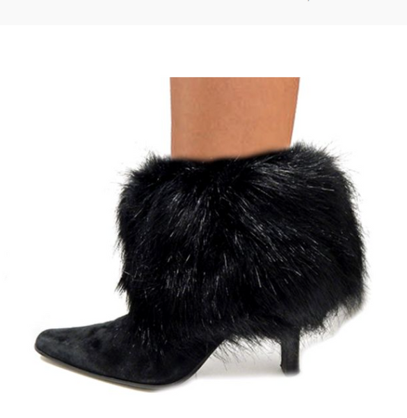 Fur Shoe Topper