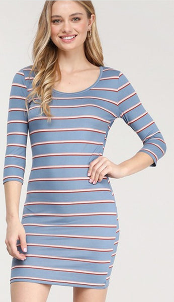Toya T-Shirt Dress