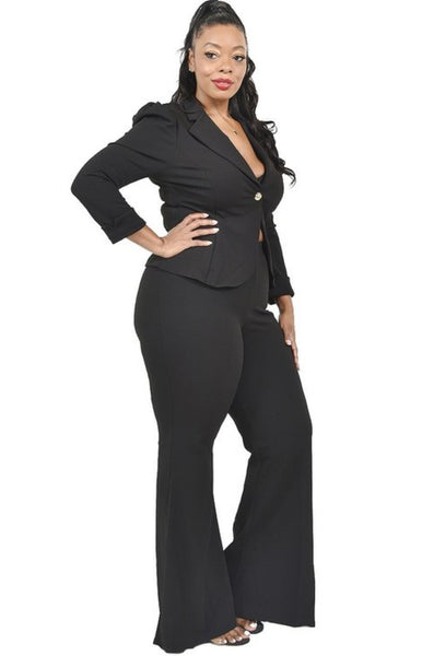 Back to Business Pants Set