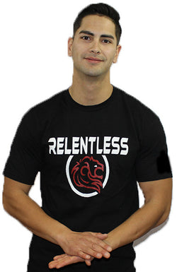 DOMMO RELENTLESS Tee - Dommo Sportswear