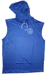 DOMMO SHIELD Sleeveless Dry Fit Hoodie - Dommo Sportswear