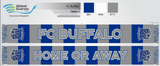 FC Buffalo Home or Away Scarf