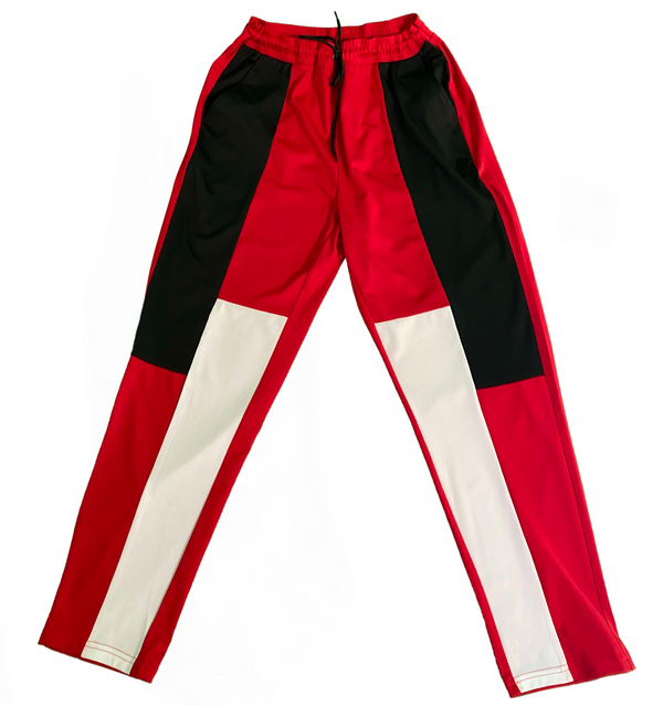 Taylor Multi Colored Track Pant