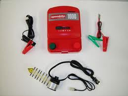 Speedrite 1000 Electric Fence Charger Free Shipping