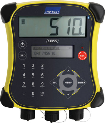 Tru-Test EziWeigh 7i Livestock Scale Indicator | Free Shipping & Fall Rebate Offer! - Speedritechargers.com