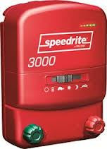 SPEEDRITE 3000 DUAL POWERED 110V/12V ENERGIZER | 3 JOULE | FREE U.S.A. SHIPPING AND FENCE TESTER - Speedritechargers.com