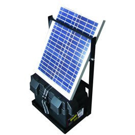 SPEEDRITE 2000 SOLAR POWERED ENERGIZER SYSTEM | 2 JOULE | FREE U.S.A. SHIPPING AND FENCE TESTER - Speedritechargers.com