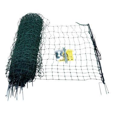 "40"" x 164' Green Sheep & Goat Net - Speedritechargers.com"