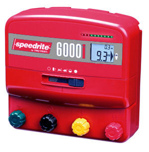 SPEEDRITE 6000i DUAL POWERED | 6 JOULE | FREE U.S.A. SHIPPING,  FREE REMOTE CONTROL / FAULT FINDER - Speedritechargers.com