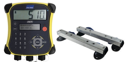 Tru-Test EziWeigh 7i Scale, MP600 Load Bar System + Free Ear Tag Offer | Free Shipping - Speedritechargers.com