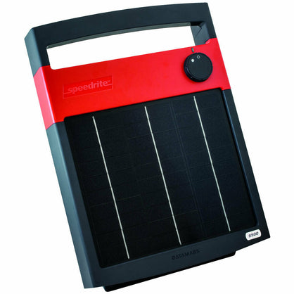 Speedrite s500 solar electric fence charger