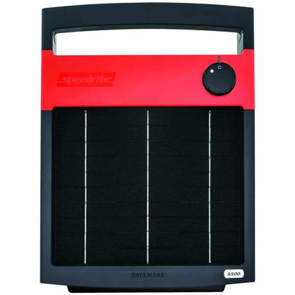 Speedrite s500 solar electric fence charger spe500