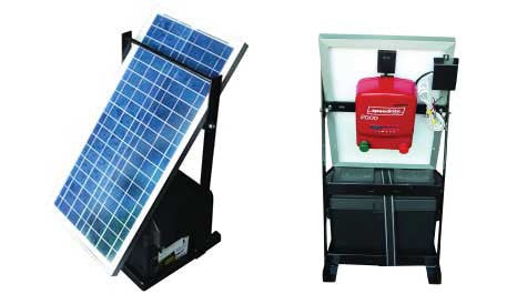 sale speedrite solar powered energizer system 1 joule free usa shipping and fence tester