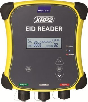 Tru-Test XRP2 EID Panel Reader + Free Ear Tag Offer | Free Shipping - Speedritechargers.com