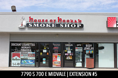 midvale utah smoke shop