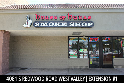 west valley smoke shop utah
