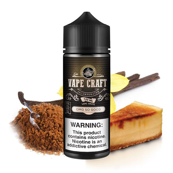 Vapecraft OMG So Good 30ml