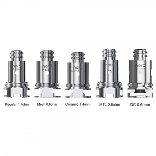 Smok - Nord Coils 5 Pack