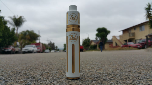TVL - White Brass V2 Custom 24mm Kennedy Cap