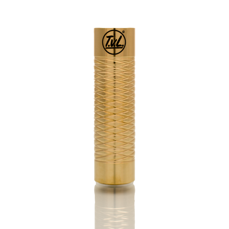 TVL - JMAX 21700 Stacked Mechanical Mod Brass