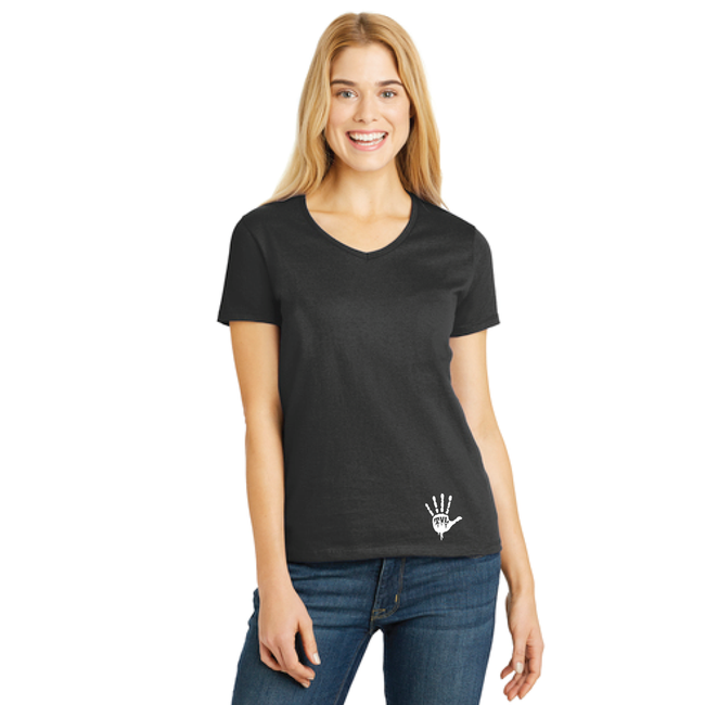TVL High 5 Tee Shirt Womens