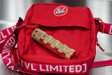 TVL - Hi Five Hi Roller Mechanical Mod Brass First Edition Limited