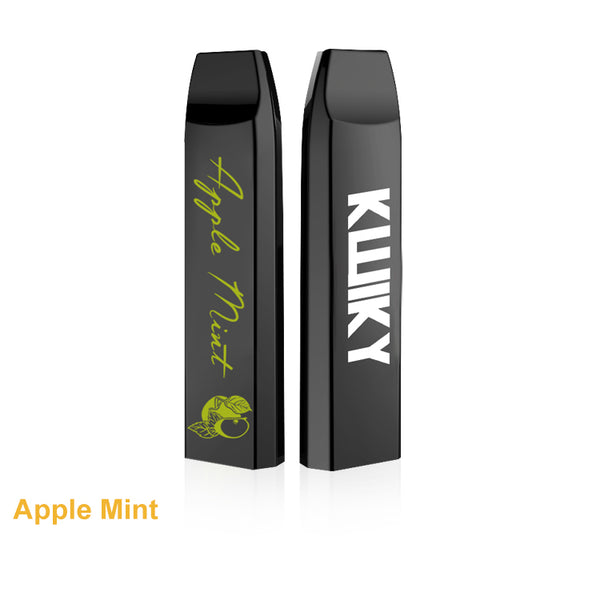 Kwiky Ultra Portable Disposable Pod System (Pack of 3)