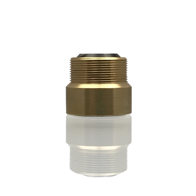 TVL - Magnum V-2 Brass Replacement Button