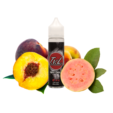 TVL VapeSauce - Blueberry Yogurt