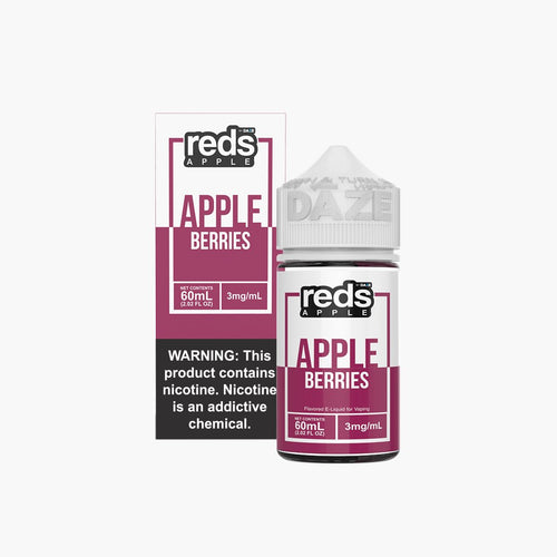 7 Daze Reds Berries 60ml