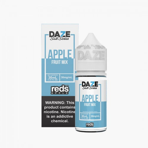 7 Daze Reds Fruit Mix Salt 30ml