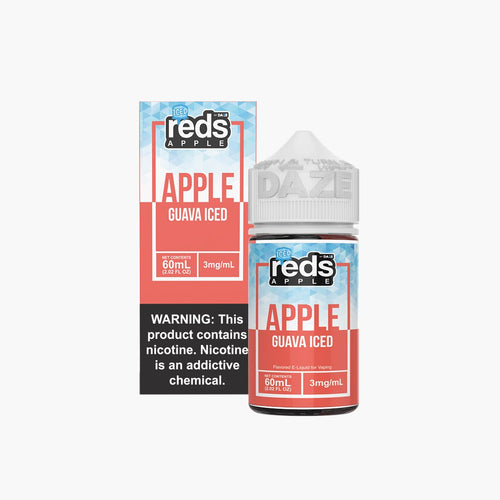 7 Daze - Reds Guava Iced 60ml